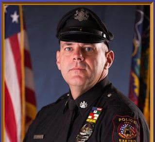 Officer Anthony G. Schappel Jr. Exeter Township Police