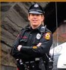 Officer Karen Grycon Exeter Township Police