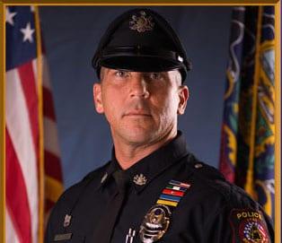Office Christopher J. Miller Exeter Police